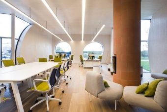 Meeting Room of the Year competition awards for J&T Banka, LIKO-S and others